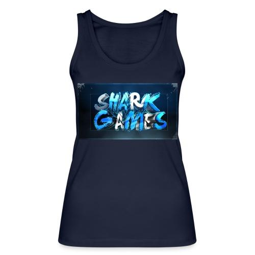 SharkGames - Top ecologico da donna di Stanley & Stella