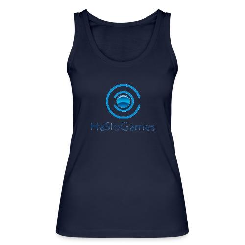 HasloGames Producten officieel logo - Vrouwen bio tanktop van Stanley & Stella