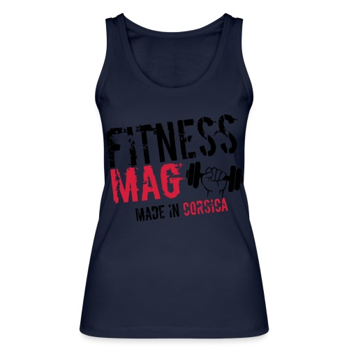 Fitness Mag made in corsica 100% Polyester - Débardeur bio Femme