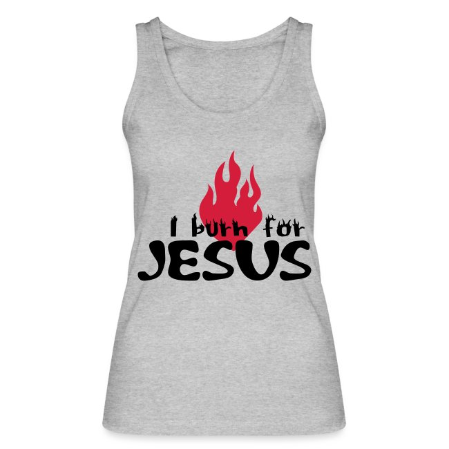 Burn for Jesus (JESUS-shirts)