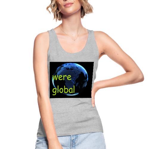 Were Global - Stanley & Stellan naisten luomutanktoppi