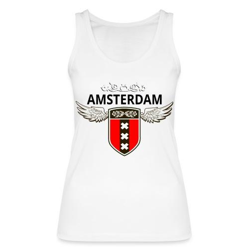 Amsterdam Netherlands - Frauen Bio Tank Top von Stanley & Stella