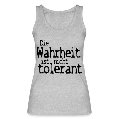 tolerant (JESUS-shirts) - Frauen Bio Tank Top von Stanley & Stella