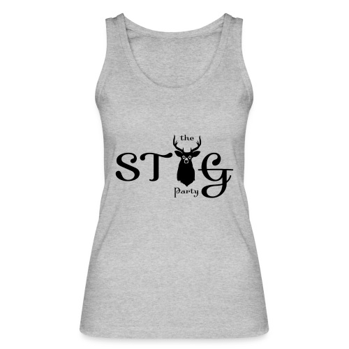 THE STAG PARTY - Women's Organic Tank Top by Stanley & Stella