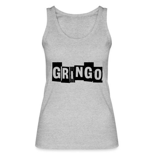 Cartel Gangster pablo gringo mexico tshirt - Women's Organic Tank Top by Stanley & Stella
