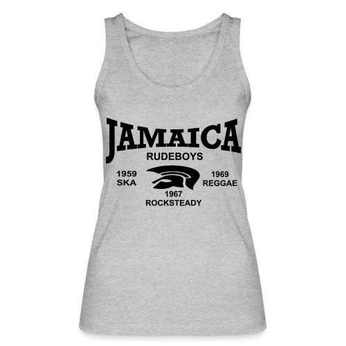 rudeboys jamaica trojan - Frauen Bio Tank Top von Stanley & Stella