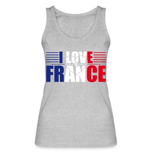 love france - Débardeur bio Femme