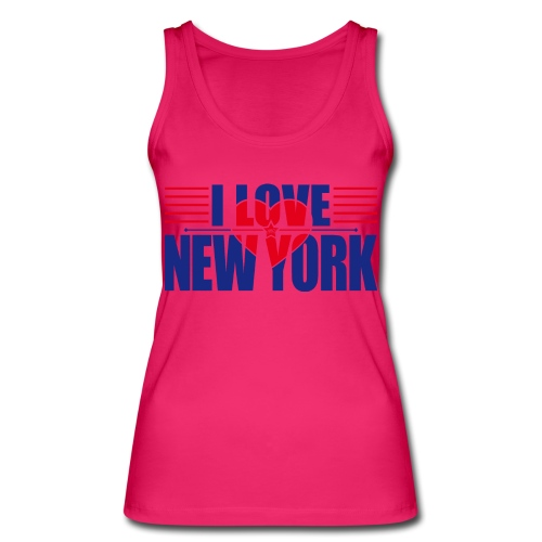 love new york - Débardeur bio Femme