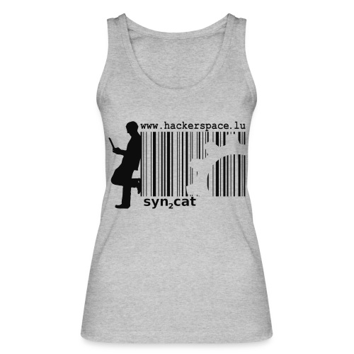 syn2cat hackerspace - Women's Organic Tank Top by Stanley & Stella
