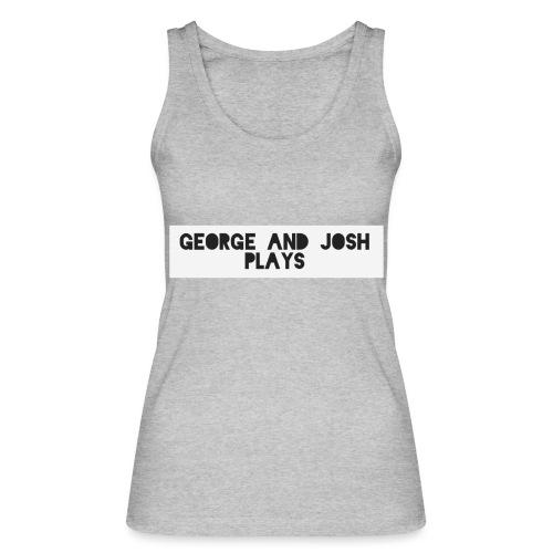 George-and-Josh-Plays-Merch - Women's Organic Tank Top by Stanley & Stella