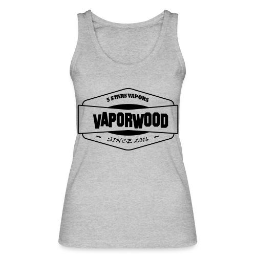 VaporwoodLogo - Frauen Bio Tank Top von Stanley & Stella