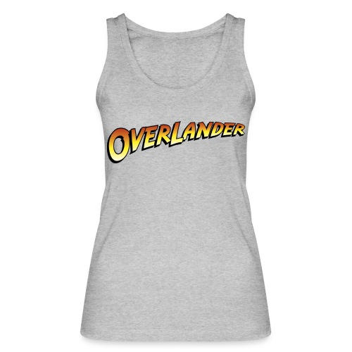 Overlander - Autonaut.com - Women's Organic Tank Top by Stanley & Stella