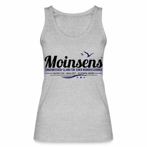 MOINSENS - Frauen Bio Tank Top von Stanley & Stella