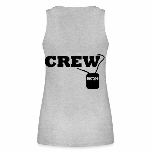 KON - Crew - Frauen Bio Tank Top von Stanley & Stella