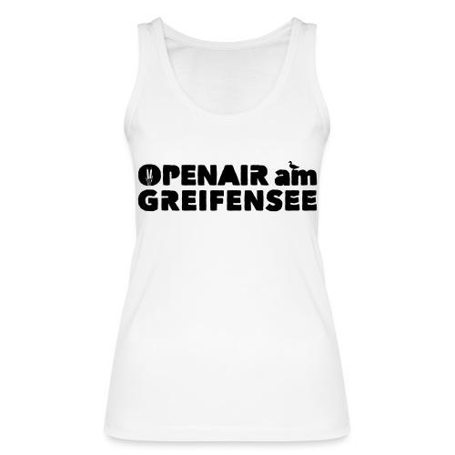 Openair am Greifensee 2018 - Frauen Bio Tank Top von Stanley & Stella