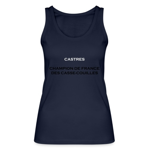 design castres - Débardeur bio Femme