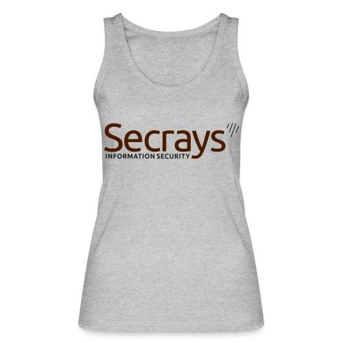 Secrays vektori logo - Stanley & Stellan naisten luomutanktoppi