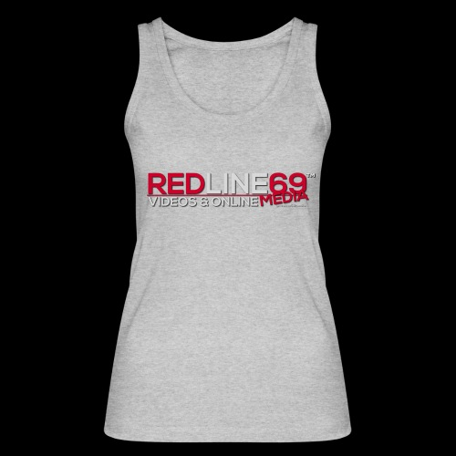 Redline69 Media Logo - Women's Organic Tank Top by Stanley & Stella