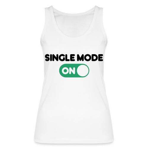 single mode ON - Top ecologico da donna di Stanley & Stella