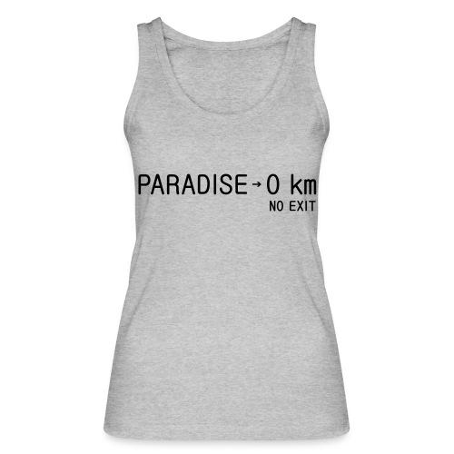 paradise0km - Frauen Bio Tank Top von Stanley & Stella