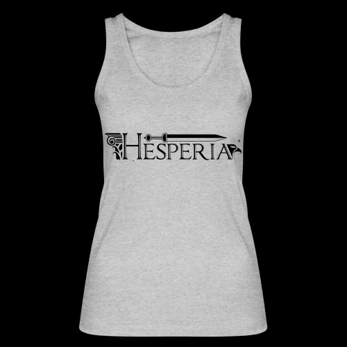 HESPERIA logo 2016 - Women's Organic Tank Top by Stanley & Stella