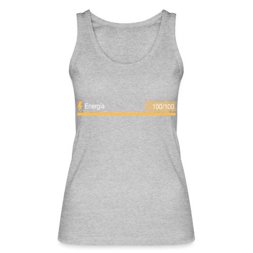 Energía 100% - Camiseta de tirantes ecológica mujer de Stanley & Stella