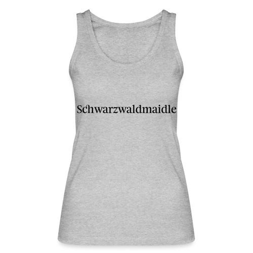 Schwarzwaldmaidle - T-Shirt - Frauen Bio Tank Top von Stanley & Stella