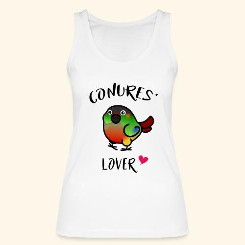 Conures' Lover: opaline - Débardeur bio Femme