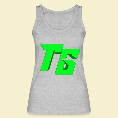 TristanGames logo merchandise [GROOT LOGO] - Vrouwen bio tanktop van Stanley & Stella