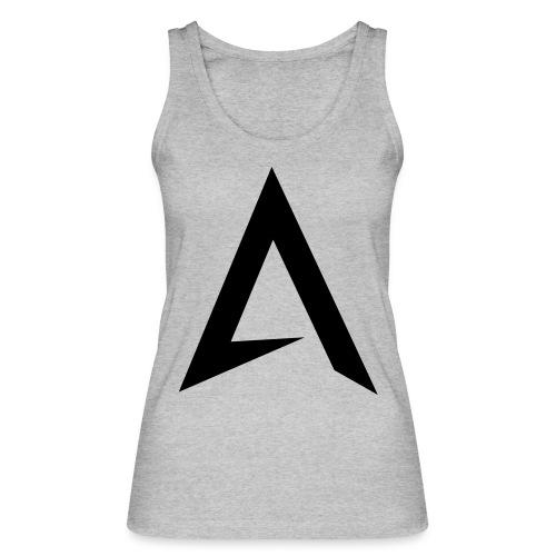 alpharock A logo - Women's Organic Tank Top by Stanley & Stella