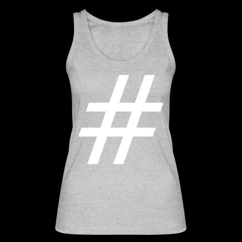 Hashtag Team - Frauen Bio Tank Top von Stanley & Stella