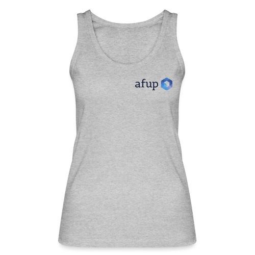 Le logo officiel de l'AFUP - Débardeur bio Femme