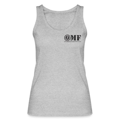 OMF black logo - Women's Organic Tank Top by Stanley & Stella