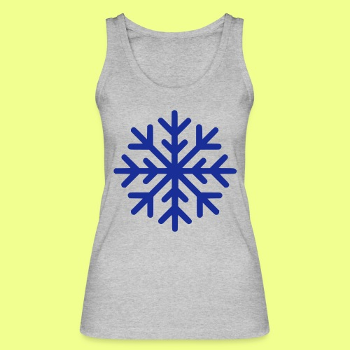 COPO DE NIEVE - Camiseta de tirantes ecológica mujer de Stanley & Stella
