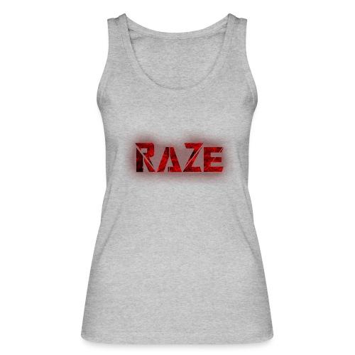 RaZe Logo - Women's Organic Tank Top by Stanley & Stella