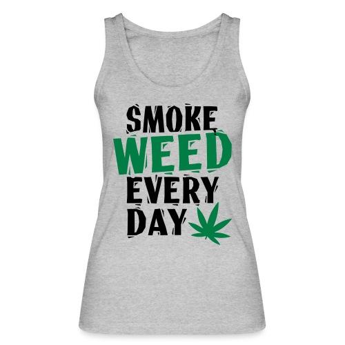Smoke Weed Everyday Linovert - Débardeur bio Femme