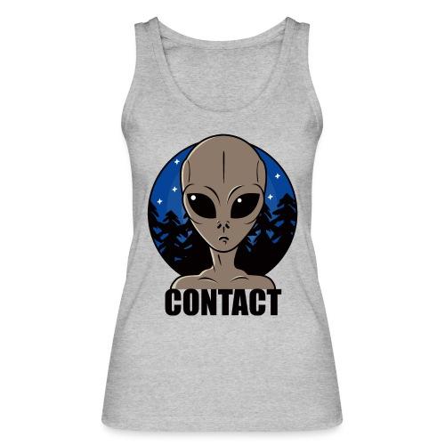 Contact Extraterrestre - Débardeur bio Femme