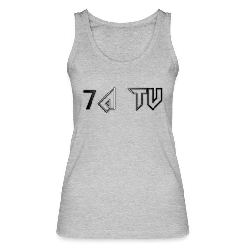 7A TV - Women's Organic Tank Top by Stanley & Stella