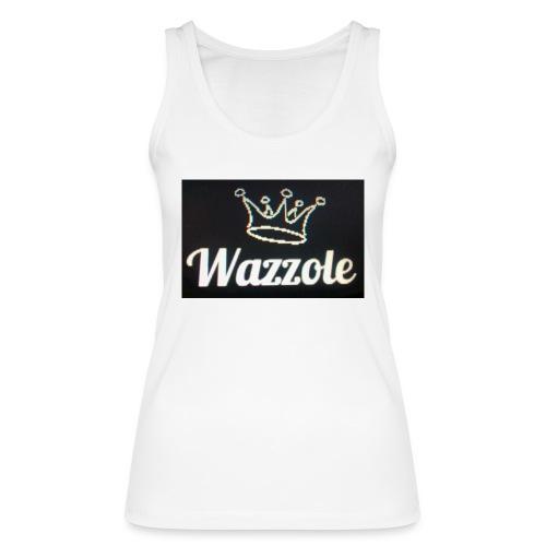 Wazzole crown range - Women's Organic Tank Top by Stanley & Stella