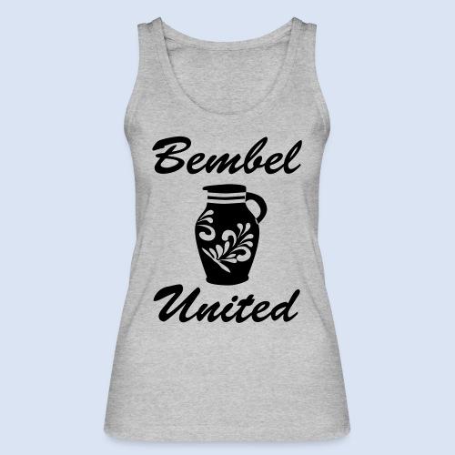 Bembel United Hessen - Frauen Bio Tank Top von Stanley & Stella