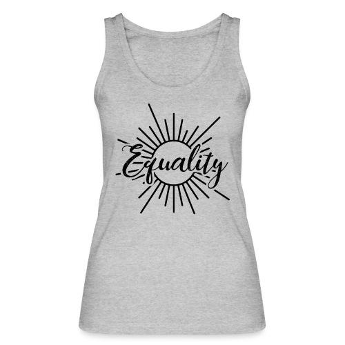 Equality - Frauen Bio Tank Top von Stanley & Stella