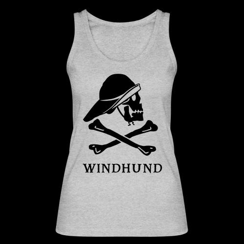 ~ Windhund ~ - Frauen Bio Tank Top von Stanley & Stella