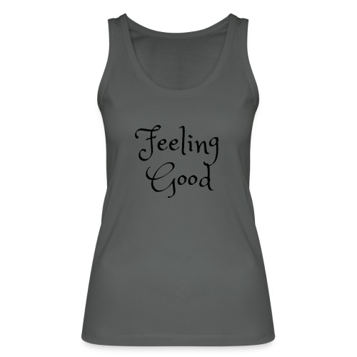 Feeling Good clothing - Women's Organic Tank Top by Stanley & Stella