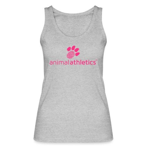 Animal Athletics Paw - Frauen Bio Tank Top von Stanley & Stella