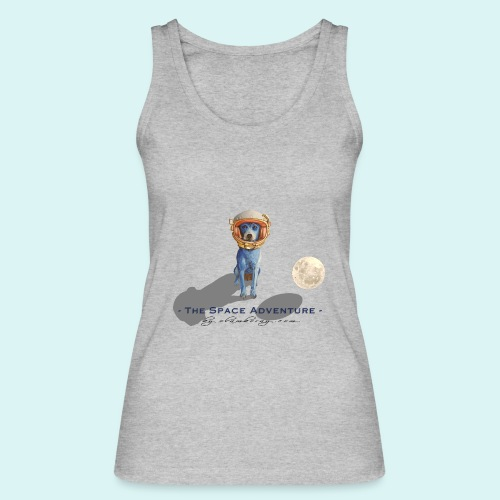 The Space Adventure - Women's Organic Tank Top by Stanley & Stella