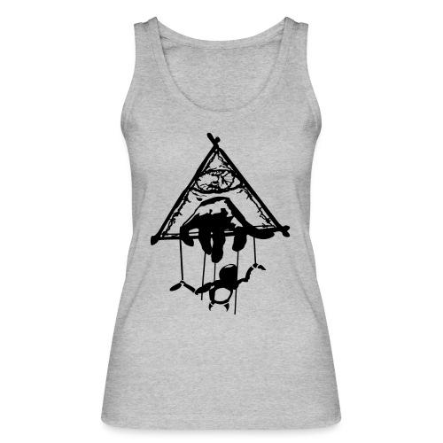Killuminati Symbol - Frauen Bio Tank Top von Stanley & Stella
