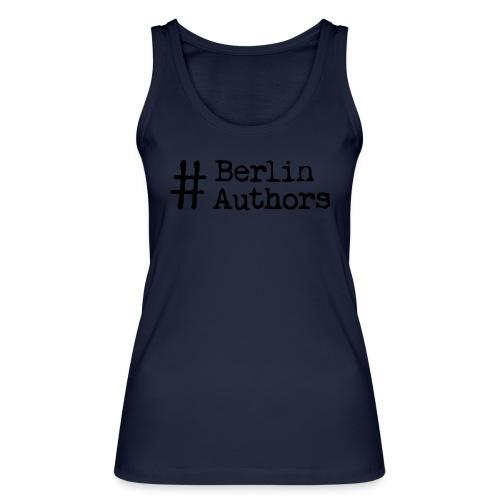 BerlinAuthors Logo Black - Frauen Bio Tank Top von Stanley & Stella