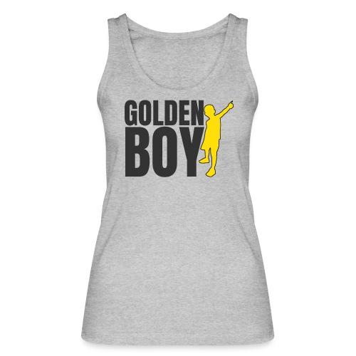 Golde Boy - Top ecologico da donna di Stanley & Stella
