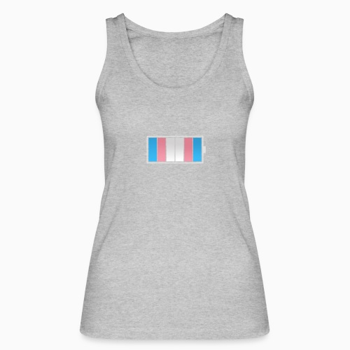 Transsexually fully charged - Women's Organic Tank Top by Stanley & Stella