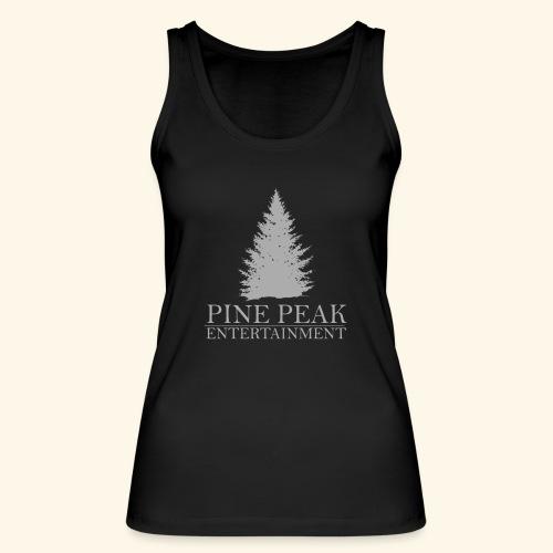 Pine Peak Entertainment Grey - Vrouwen bio tanktop van Stanley & Stella